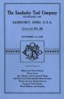 Sandusky Tool Co. 1925 Catalog: Catalog No. 25, September 1st, 1925 Cover Image