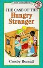 The Case of the Hungry Stranger (I Can Read Level 2) Cover Image