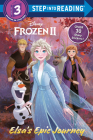 Elsa's Epic Journey (Disney Frozen 2) (Step into Reading) Cover Image