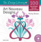 Art Nouveau Designs (Design Library) Cover Image