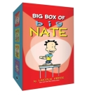 Big Box of Big Nate: Big Nate Box Set Volume 1-4 Cover Image