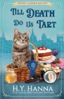 Till Death Do Us Tart: The Oxford Tearoom Mysteries - Book 4 Cover Image