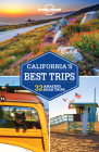 Lonely Planet California's Best Trips Cover Image