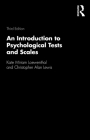 An Introduction to Psychological Tests and Scales Cover Image
