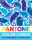 Pantone: Color Cards: 18 Oversized Flash Cards Cover Image