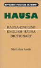Hausa-English/English-Hausa Practical Dictionary (Hippocrene Practical Dictionary) Cover Image