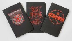 Supernatural Pocket Notebook Collection (Set of 3) (Science Fiction Fantasy) Cover Image