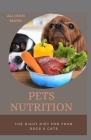 Pets Nutrition Cover Image
