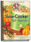 Slow-Cooker Fall Favorites (Seasonal Cookbook Collection) Cover Image