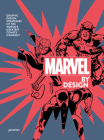 The Graphic Design of Marvel Cover Image