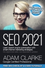 SEO 2021 Learn Search Engine Optimization With Smart Internet Marketing Strategies: Learn SEO with smart internet marketing strategies Cover Image