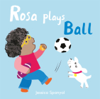 Rosa Plays Ball Cover Image