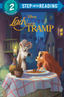 Lady and the Tramp (Disney Lady and the Tramp) (Step into Reading) Cover Image