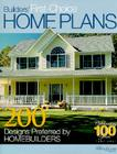 Builders' First-Choice Home Plans Cover Image