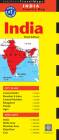 India Country (Periplus Travel Maps) Cover Image