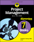 Project Management All-In-One for Dummies Cover Image