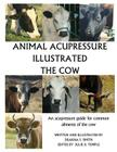 Animal Acupressure Illustrated The Cow Cover Image