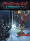 Total Party Kill Handbook, Vol. 1 Cover Image