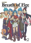 Breath of Fire: Official Complete Works Hardcover Cover Image