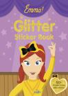 The Wiggles Emma! Glitter Sticker Book Cover Image