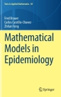 Mathematical Models in Epidemiology (Texts in Applied Mathematics #69) Cover Image