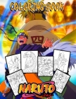 Naruto Coloring Book: Coloring Book With High Quality Naruto Manga Images Ultimate Color Wonder Naruto Manga Coloring Book, Wonderful Gift P Cover Image