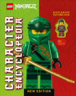 LEGO NINJAGO Character Encyclopedia New Edition: With Exclusive Future Nya LEGO Minifigure Cover Image