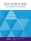 ICD-10-PCs 2020: The Complete Official Codebook Cover Image