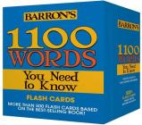 1100 Words You Need to Know Flashcards Cover Image