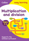 Collins Easy Learning Age 7-11 — Multiplication and Division Ages 7-9: New Edition Cover Image