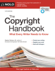 The Copyright Handbook: What Every Writer Needs to Know Cover Image