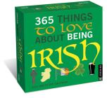 365 Things to Love About Being Irish 2021 Day-to-Day Calendar Cover Image