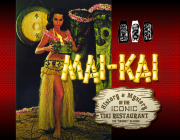 Mai-Kai: History and Mystery of the Iconic Tiki Restaurant Cover Image