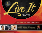 Live It Now! Dramatized Bible-NLT Cover Image