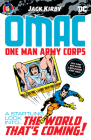 Omac: One Man Army Corps by Jack Kirby Cover Image