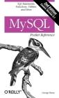 MySQL Pocket Reference (Pocket Reference (O'Reilly)) Cover Image