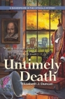 Untimely Death: A Shakespeare in the Catskills Mystery Cover Image