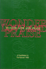 Wonder, Love, and Praise Pew Edition: A Supplement to the Hymnal 1982 Cover Image