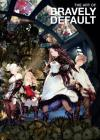 The Art of Bravely Default Cover Image