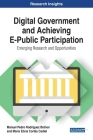 Digital Government and Achieving E-Public Participation: Emerging Research and Opportunities Cover Image