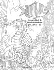 Livro para Colorir de Animais Maravilhosos para Adultos 1 & 2 Cover Image