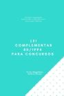 Lei Complementar 80/1994 para Concursos Cover Image