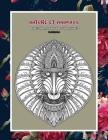 Livres à colorier pour adultes - Mandala - Nature et animaux Cover Image