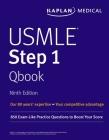 USMLE Step 1 Qbook (USMLE Prep) Cover Image