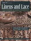 20th Century Linens and Lace: A Guide to Identification, Care and Prices of Household Linens (Schiffer Book for Collectors) Cover Image