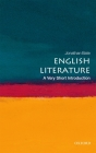 English Literature: A Very Short Introduction (Very Short Introductions) Cover Image