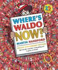 Where's Waldo Now?: Deluxe Edition (Where's Waldo?) Cover Image