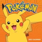 Pokémon 2021 Wall Calendar Cover Image