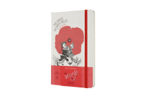Moleskine Limited Edition Notebook Wizard Of Oz, Large, Ruled, Poppy Field (5 X 8.25) Cover Image
