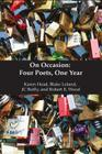 On Occasion: Four Poets, One Year Cover Image